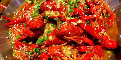 镇江联联【五一通用·无需预约·丹徒区 | 华扬龙虾】喷香味美的小龙虾or壳薄肉