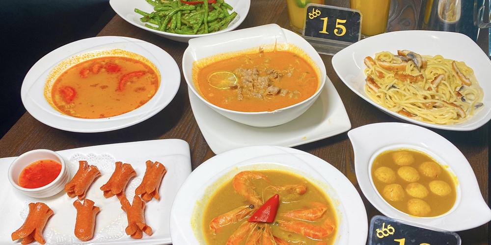 中山联联_【沙溪星宝·365港式茶餐厅】打卡地道东南亚菜,感受异域风情~88元购